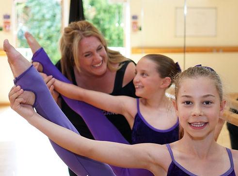 RAPA Dance Ballet Barre