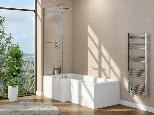 The Highgrove Walk In Shower Bath