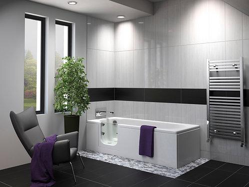 The Abalone RV Walk In Shower Bath