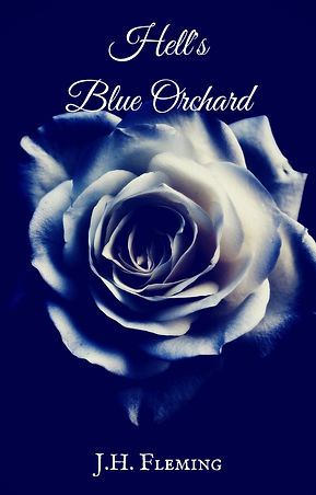 magic, fantasy, dark fantasy, horror, suspense, blog stories, short stories, fantasy books, fantasy authors, indie books, indie authors, magic, monsters, J.H. Fleming, author j.h. fleming, hell's blue orchard, a single leaf