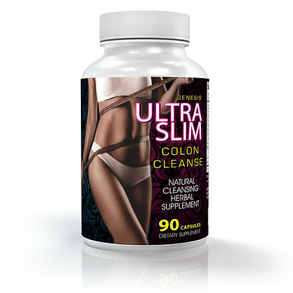 Genesis Ultra Slim Colon Cleanse 90