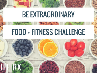 Food and Fitness Challenge 2017