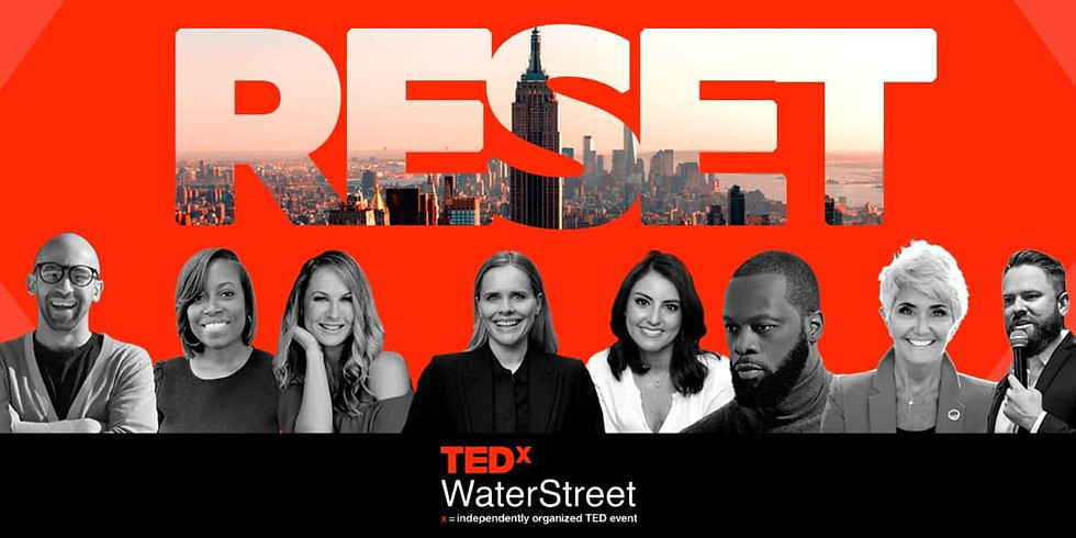 TEDxWaterStreet