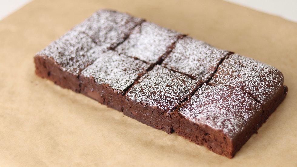 The 'Gluten Free' Brownie Box