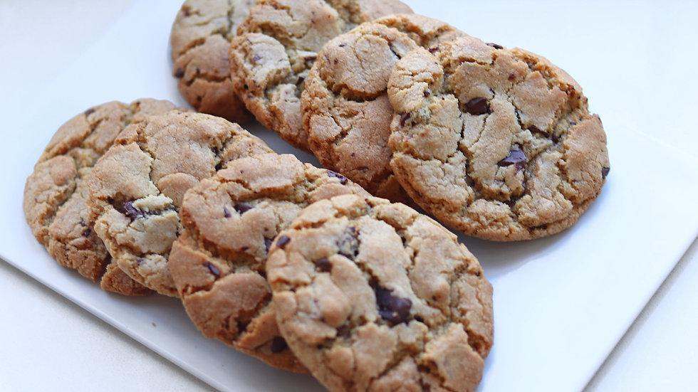The 'Original Choc Chip' Cookie Box