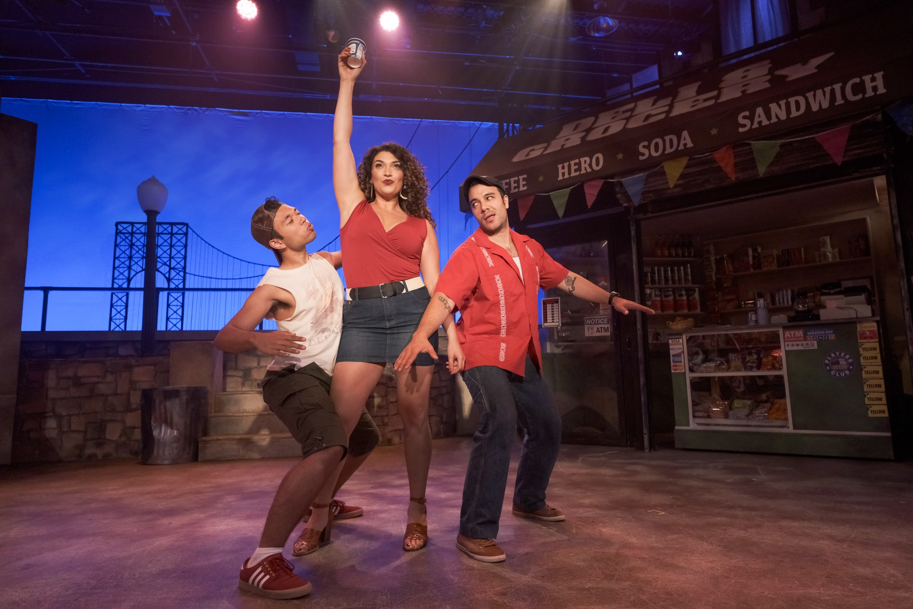 IN THE HEIGHTS- VANESSA
