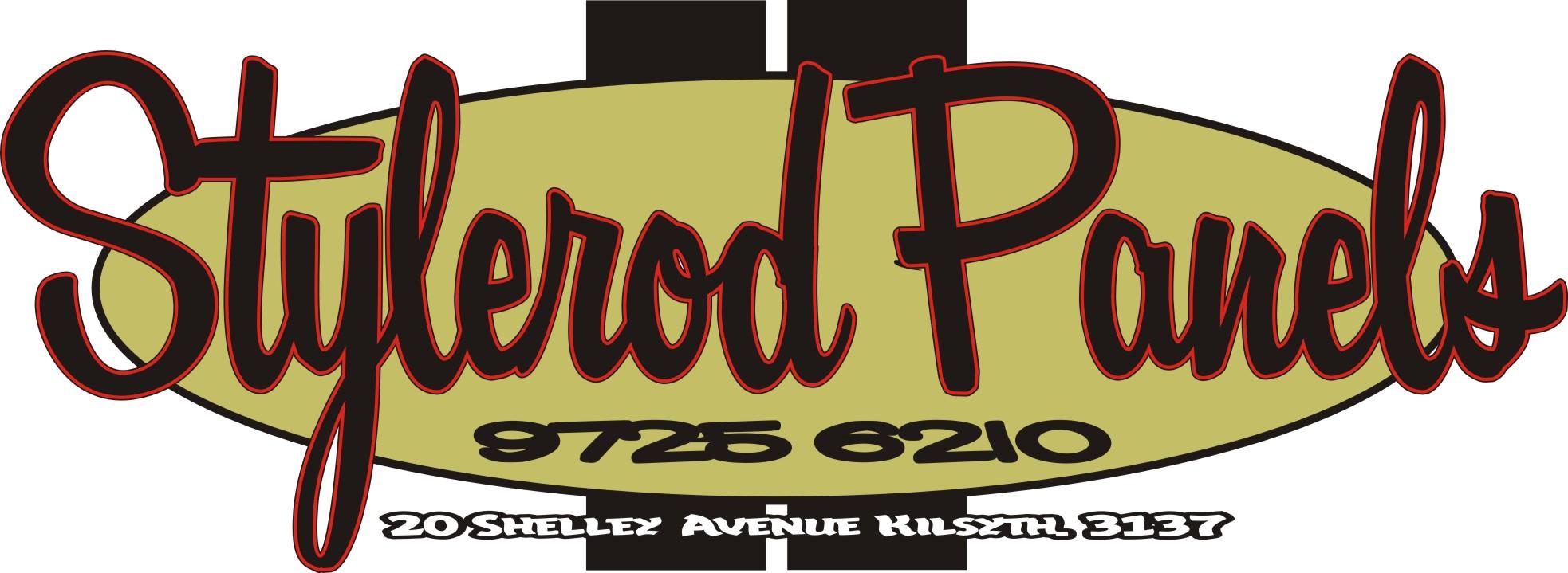Stylerod Panels Pty Ltd 20 Shelley Ave KILSYTH  VIC  3137   Phone:  (03) 9725 6210 Fax : (03) 9723 6