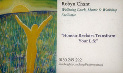 Robyn Chant