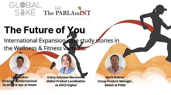 Future of You Panelists