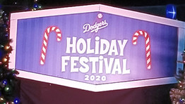 Dodgers Holiday Festival