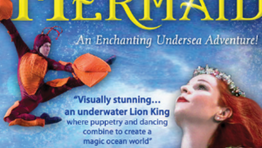 Inland Pacific Ballet's Presents The Little Mermaid  April 6 – 28