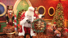 Experience True Holiday Magic at Queen Mary Christmas