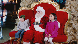 MAGICAL NEW CHRISTMAS ATTRACTION Silverlakes Norco November 22 – December 29