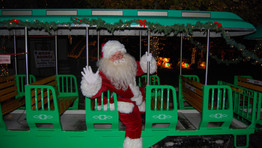 IRVINE PARK RAILROAD'S 24th ANNUAL CHRISTMAS TRAIN - 2019 GIVEAWAY