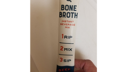 Bare Bones Launches Instant Beverage Beef Bone Broth: Review