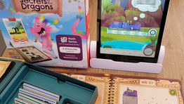 Osmo Math Wizard and the Secrets of the Dragons