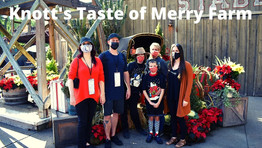 It's time to celebrate the merriest season of all with Knott's Taste of Merry Farm