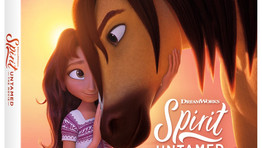 SPIRIT UNTAMED THE MOVIE Plus some activity sheets for the family