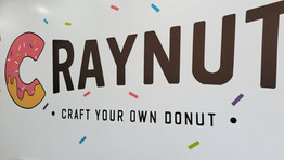 May all your Donuts Dreams come true with CrayNut Donuts  Murrietta