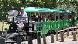 Irvine Park Railroad 12th Annual Easter Extravaganza March 30th through April 20th