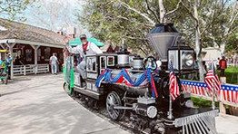 Irvine Park Railroad's 24th Anniversary Celebration 2020 Giveaway