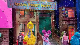 Sesame Street Live! Let's Party! Review