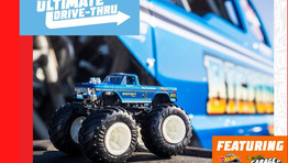 First-Ever Hot Wheels® Ultimate Drive-Thru Giveaway