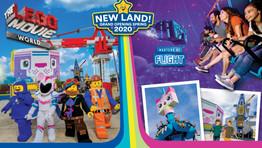 LEGOLAND® CALIFORNIA RESORT ANNOUNCES BIGGEST PARK ADDITION:THE LEGO® MOVIE™ WORLD!