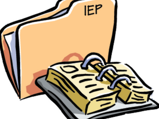 IEP Meeting Season is Here