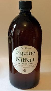 Equine NitNat 1 litre