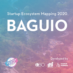 Website_BAGUIO_startup ecosytem mapping_