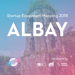 startup pinay_ecosystem mapping-albay.pn