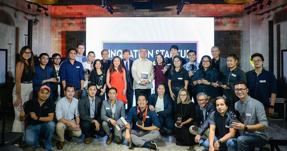 High-impact tech startups gathered during the INQBATION Startup Showcase, an initiative of QBO Innovation Hub in partnership with J.P. Morgan that aims to put a spotlight on 15 scalable startups and help them connect with potential investors and partners.