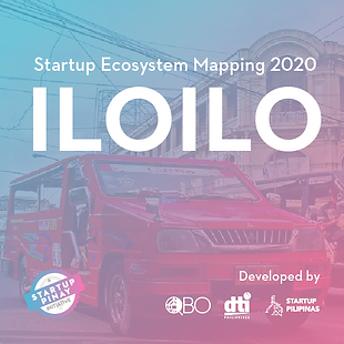 Website_ILOILO_startup ecosytem mapping_