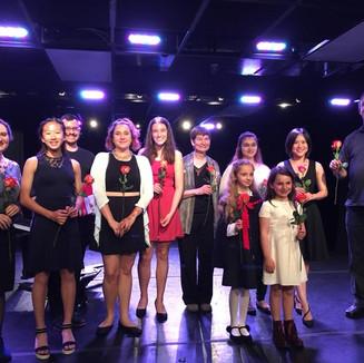Elizabeth Patterson Voice Studio: Recital 2018