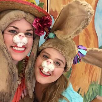 Opera Cultura: Coyotes and Rabbits