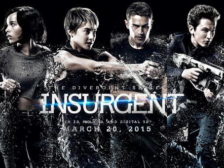 Movie Mondays: INSURGENT Review