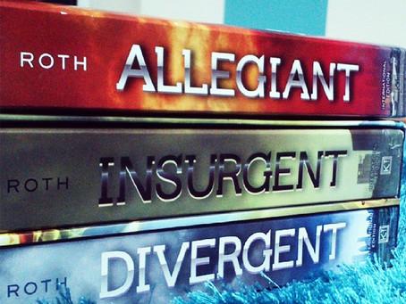 Book Review: ALLEGIANT (DIVERGENT series)