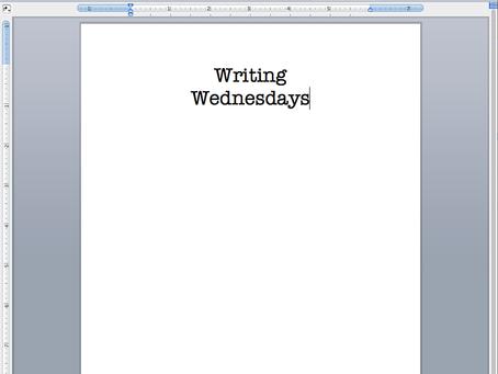 Writing Wednesdays: Character Profile