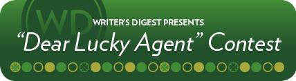 "YA Writing Contest!  ""Dear Lucky Agent"""