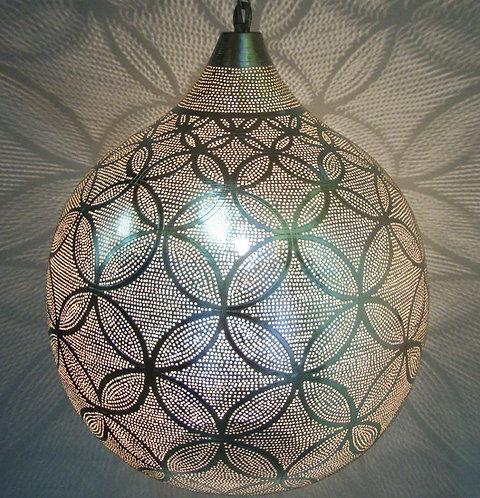 hanglamp filigrain batbloem L