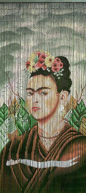 vliegengordijn Frida Kahlo