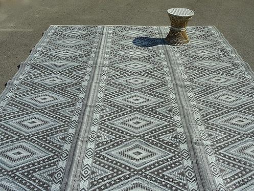 Plastic vloerkleed 270x360 cm
