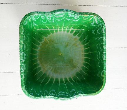 plastic afwasteil large groen