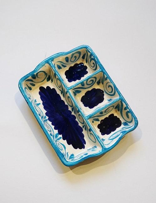 Tapasschaal aardewerk