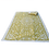 Thumbnail: Plastic vloerkleed  180x270 cm oker