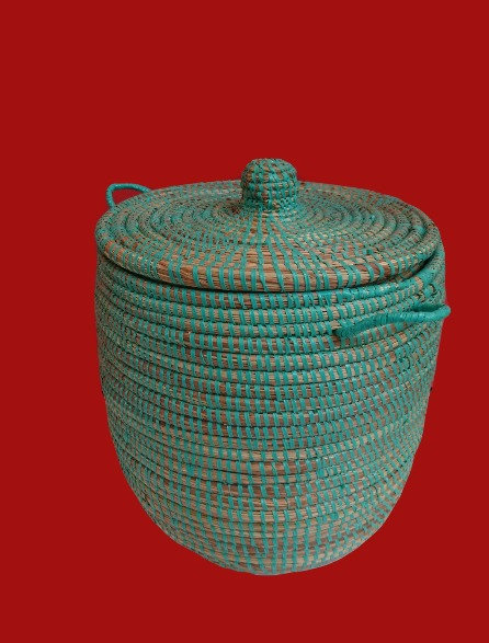 Mand Senegal turquoise S
