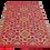 Thumbnail: Plastic vloerkleed 120x180 multi aztec