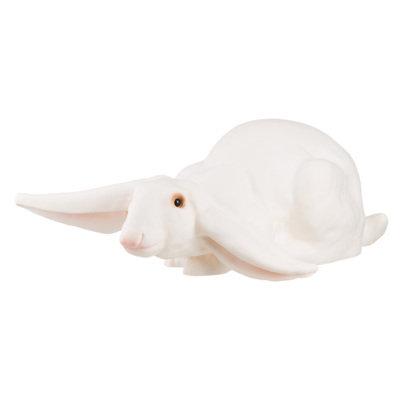 lamp konijn liggend