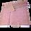 Thumbnail: Plastic vloerkleed 180x270 cm oud roze